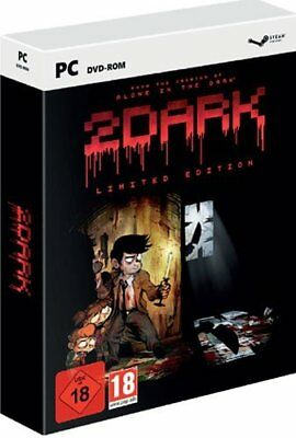 PC Game 2Dark 2 Dark Limited Steelbook Edition DVD Shipping NEW