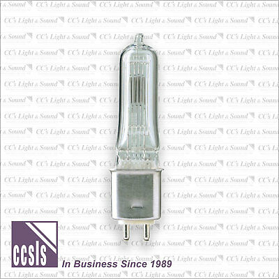 Philips 6986P GKV Replacement Lamp 600w 240v G9.5 Base