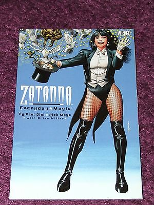 Zatanna - Everyday Magic TPB (2003 DC)