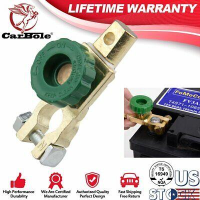 Battery Master Disconnect Switch for Top Post Battery Car Truck Boat Rv Auto US