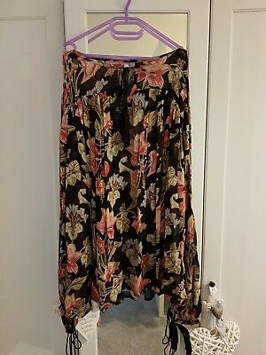 BNWT ASOS Maternity Size 14 Tunic/Top Floaty Top
