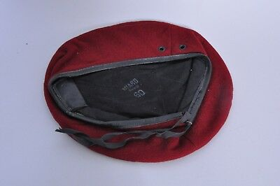 French 40,50,s Indochina Paratroopers 3 Piece  Beret ,rare ,bargain