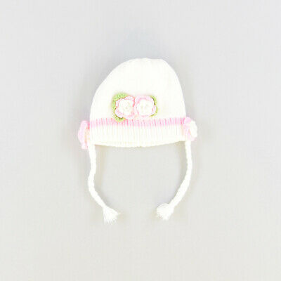 Gorro color Blanco 6 Meses  505996