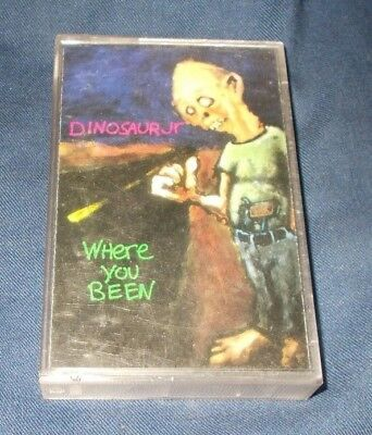 Dinosaur Jr Where You Been Cassette Vgc Going Home Out There