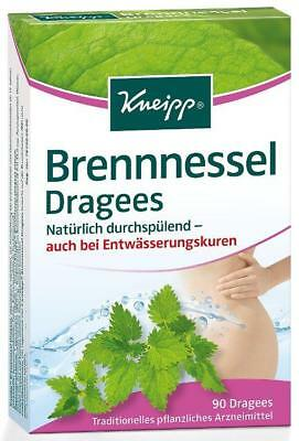 Kneipp Brennnessel Dragees 90St PZN: 1833742