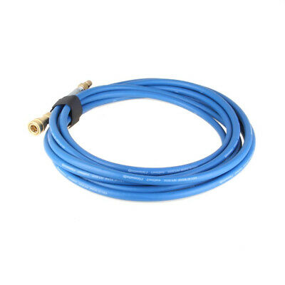 "25' Goodyear Continental Contitech Blue Neptune 1/4"" Solution Hose"