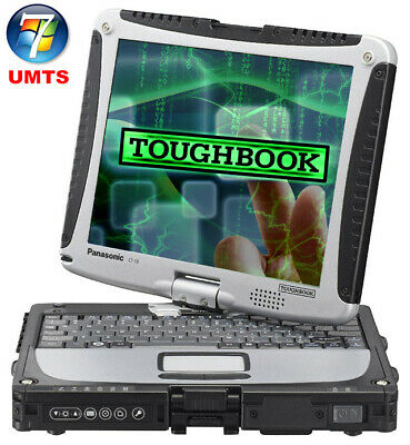 RAM Mount Panasonic Toughbook CF-H1 Powered Cradle RAM-HOL-PAN5P