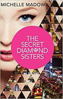 The Secret Diamond Sisters, New, Madow, Michelle Book