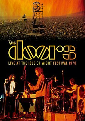 THE DOORS Live At The Isle Of Wight Festival 1970 JAPAN DVD + CD SET