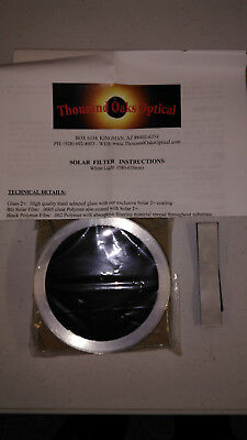 Thousand Oaks solar filter Black Polymer 120mm B47
