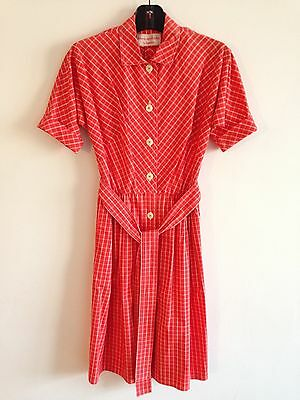 Vintage Claire McCardell 1950s Dress by Townley