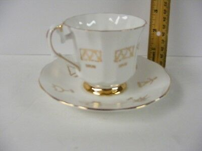 Taylor and Kent - Tea Cup of Fortune - china cup and saucer