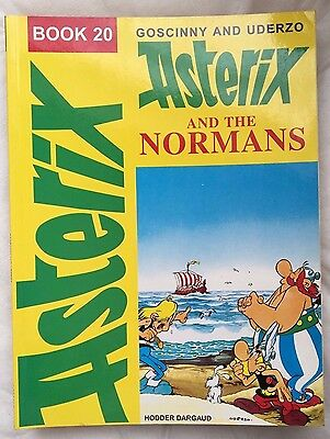 Asterix and the Normans by Goscinny, Uderzo (Paperback, 1995)