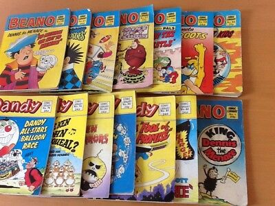 Dandy And Beano Comic Library X  14