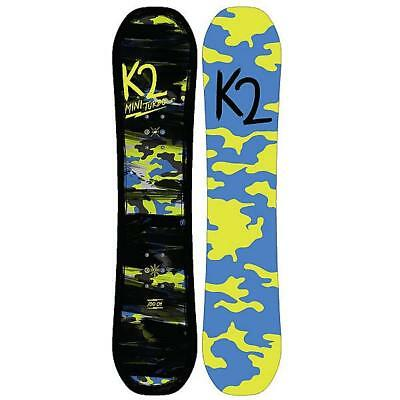 NEW K2 Mini Turbo Youth 2018 Snowboard