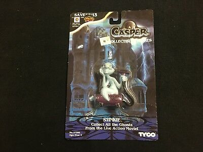 1995 Casper Bendables from Live Action Movie by Tyco Stinkie New in Package