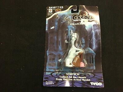 1995 Casper Bendables from Live Action Movie by Tyco Stretch Plunger New Package