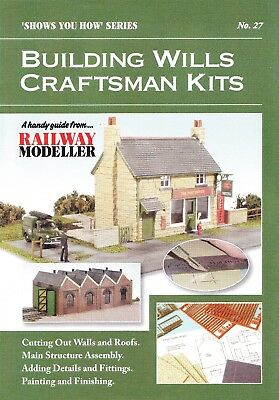 Peco SYH 27 - Railway Modeller Building Wills Craftsman Kits 16 Page Booklet 1st