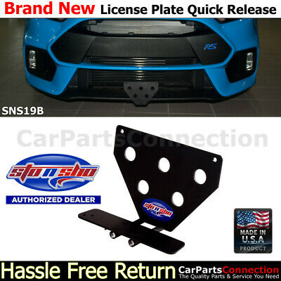 STO N SHO SNS89 For 16-18 Chevy Camaro 1LT 2LT RS 1SS 2SS License Plate Bracket