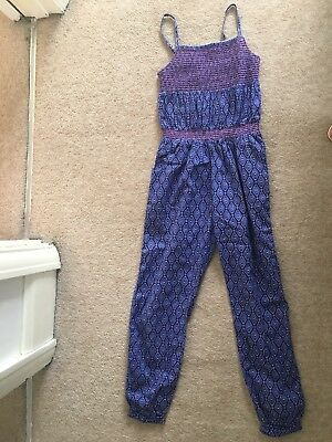 Girls Jumpsuit From Monsoon. Size 10 Years