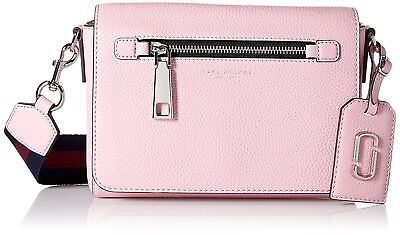 ce4c0710b495 MARC JACOBS LEATHER Gotham Small Shoulder Bag in Pink Fleur ...