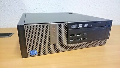 Dell OptiPlex 7020 SFF Desktop PC 4th Gen Core i5 - 4590 @ 3.30GHz Win 10 Pro