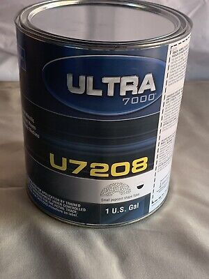 Sherwin Williams Ultra 7000 Paint Medium Bright Metallic U7208 1 Gal 3.78 L