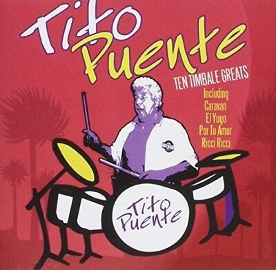 Tito Puente - Ten Timbale Greats [New CD] Asia - Import
