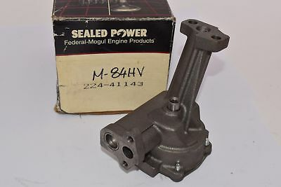 NEW Federal Mogul M-84HV Oil Pump Big Block