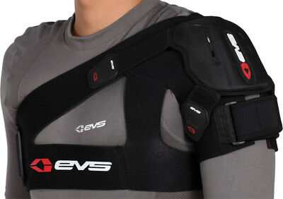 EVS SB04 Shoulder Support & Stabilization Brace w/ Impact Protection Size Small