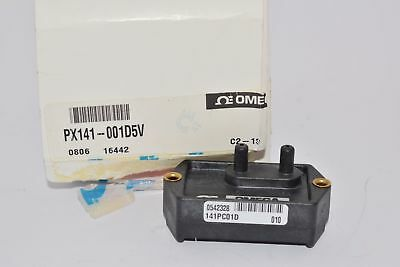 NEW Omega PX141-001D5V Transducers Vacuum Absolute Differential Gage Measurement