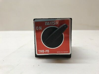 Magnetic Base  TMB-PB 176 LBS magnetic holding power w/on & off Switch