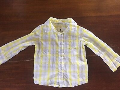 Country Road Boys Shirt Size 0