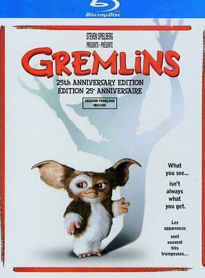 NEW BLU RAY - GREMLINS - 25TH ANNIVERSARY - Zach Galligan, Hoyt Axton, Frances L