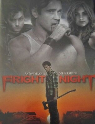 Fright Night (DVD, 2011)