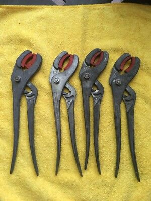 Blue Point by Snap On Soft Tip Cannon Plug Plier Lot PWC52A