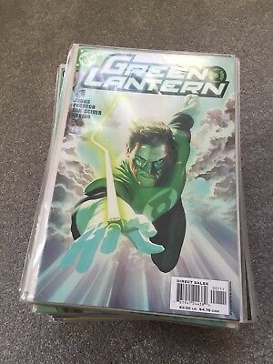 Green lantern Complete Run, Collection, Geoff Johns, New 52 Plus More