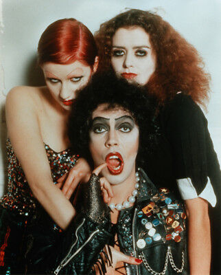 The Rocky Horror Picture Show photograph - L7328 - Tim Curry and Nell Campbell