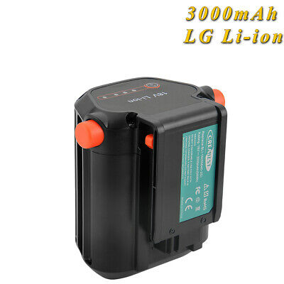 18V 3000mAh Li-Ion Batterie Pour Gardena Trimmer EasyCut and ComfortCut 9840-20