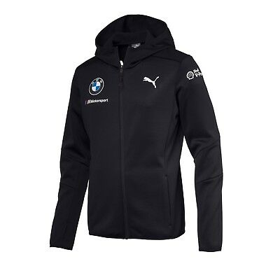 BMW M Motorsport Official Team Replica Zip Hoodie - 2018/19