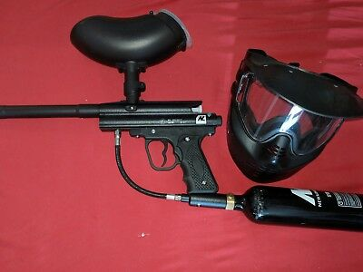 paintball markierer set