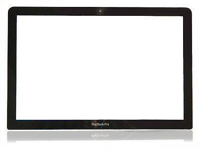 Orig. Apple Macbook Pro A1278 Display Glas Front Scheibe Frontglass Kleber 13,3""