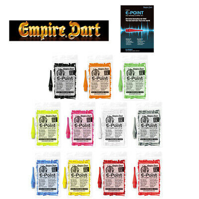 Empire® Dart E-Point® Ultra Longlife Dartspitzen kurz Softtips Soft Tips short