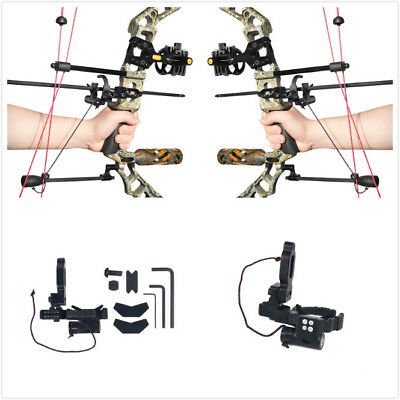 Tactical Hunting Archery Fall Drop Away Arrow Rest Set for Compound Bow AGU1
