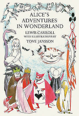 Alice's Adventures in Wonderland, Tove Jansson (illustrator), Lewis Carroll, New
