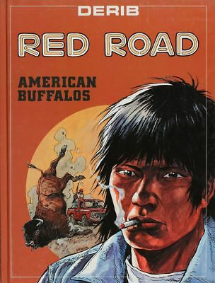 BD occasion Red Road American Buffalos Cristal