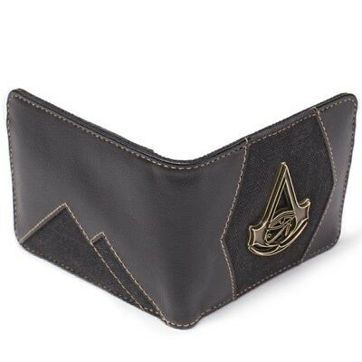 NEW OFFICIAL Assassin's Creed Origins Logo Boys Mens Wallet