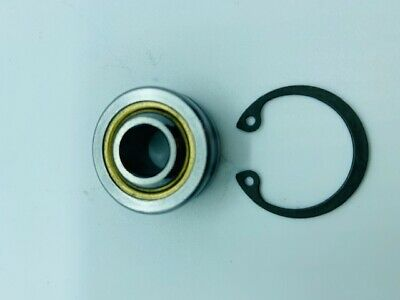 8mm Steering Column Shaft Uniball Spherical Bearing & Clip