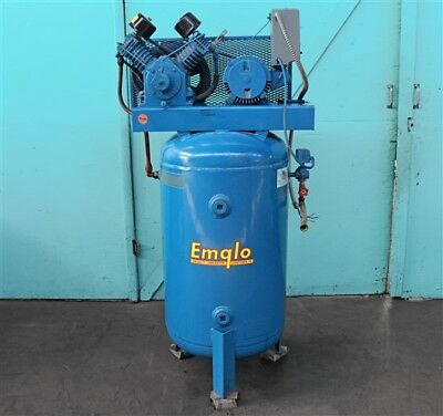 Emglo by Jenny 5 hp 80 Gallon Vertical Air Compressor
