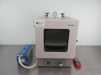 VWR 1400E Vacuum Oven with Warranty SEE VIDEO
